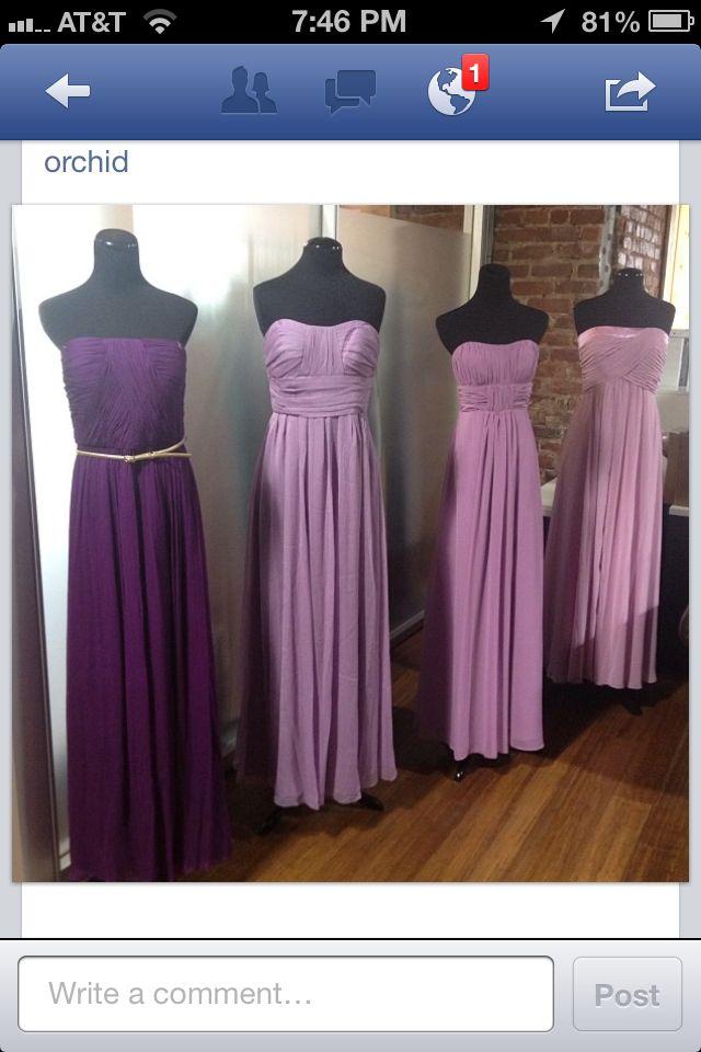 120 best Bridesmaids Styles/Ideas! images on Pinterest | Bridal ...