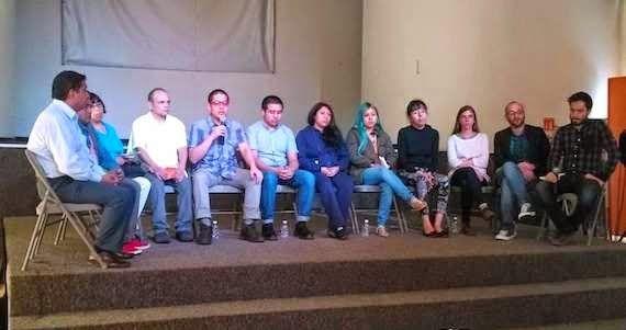 """""""Nos trataron como escoria"""": presos del #20NovMX; acusan a policías federales y del DF"""