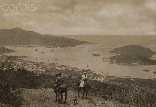 St. Thomas, Feb 1, 1922