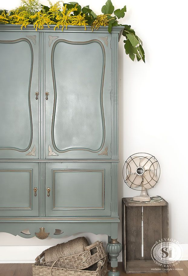 Find This Pin And More On No Prep Chalk Painted Furniture