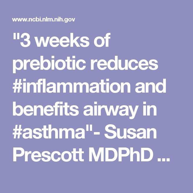 Mejores 284 imgenes de microbiota leverage en pinterest las 3 weeks of prebiotic reduces inflammation and benefits airway in asthma susan prescott mdphd susanprescott88 a prebiotic galactooligosaccharide malvernweather Image collections
