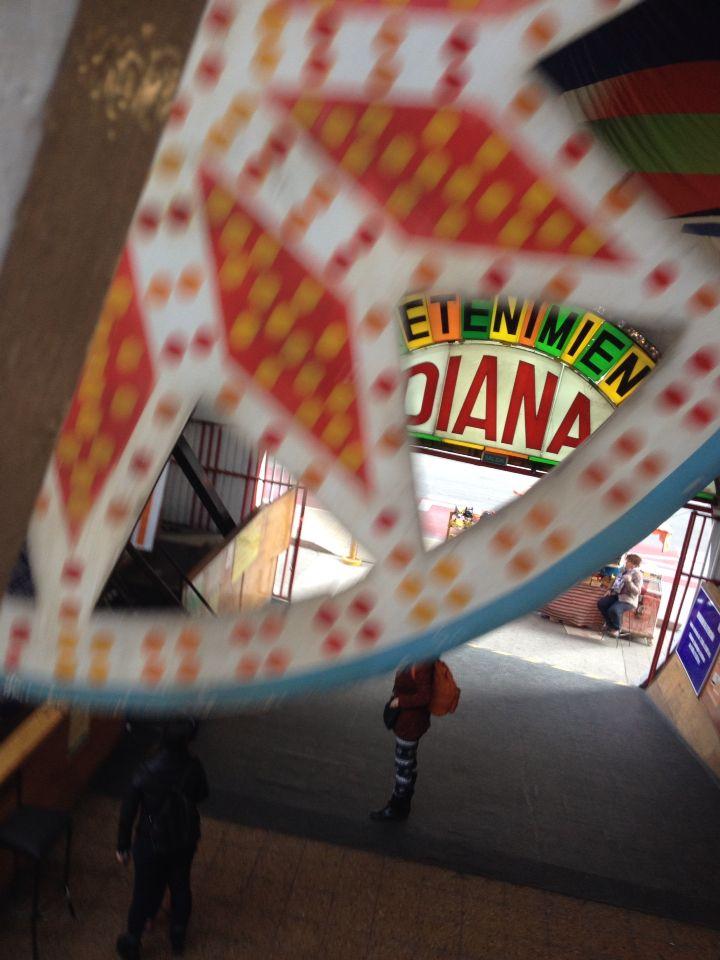 Juegos Diana. Santiago de Chile.