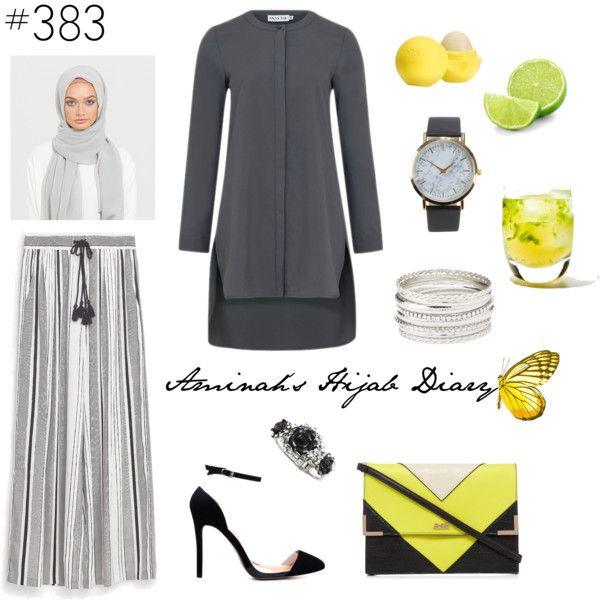 Aminah´s Hijab Diary #hijab #hijabfashion #modest #fashion #look #style #outfit #ootd #muslimah #germany #inayah #zara