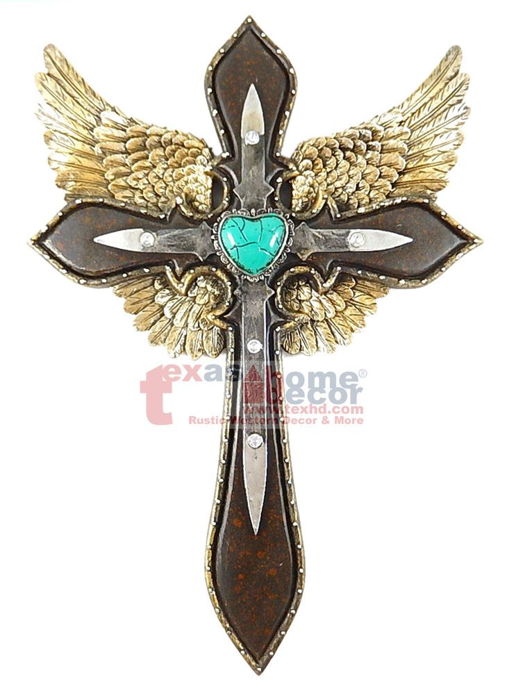 Heart Angel Wings Cross | www.imgkid.com - The Image Kid ...