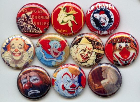 Check out this item in my Etsy shop https://www.etsy.com/ca/listing/219589716/circus-clowns-vintage-images-10-hand
