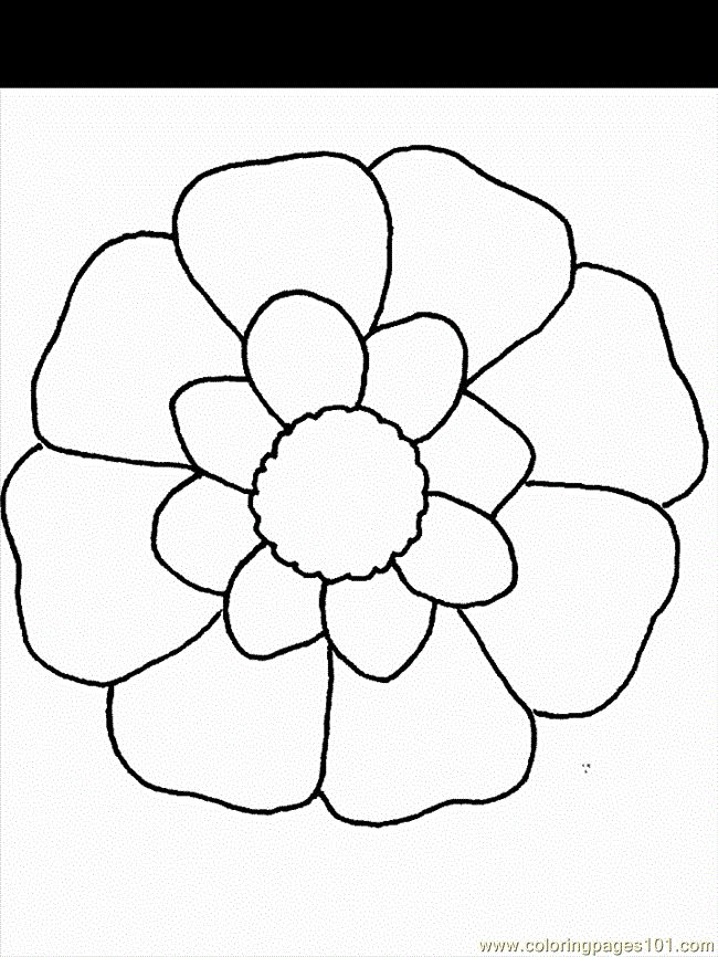 free printable flower coloring pages free printable coloring page cartoon flowers cartoons cartoon