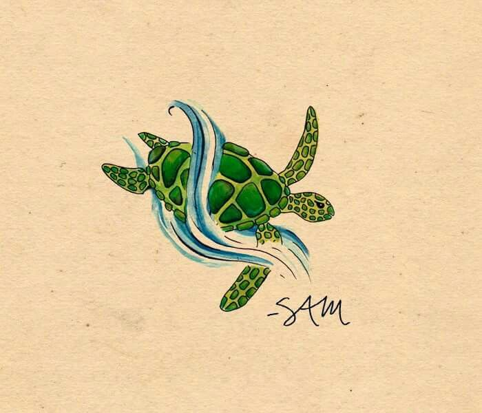 19 best images about Turtle Tattoos on Pinterest | Totems ...