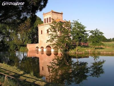 Torre Abate, Parco Delta del Po (Ferrara)