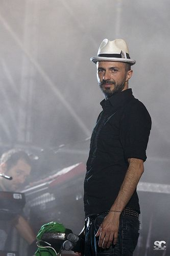 Subsonica - Sherwood 2012