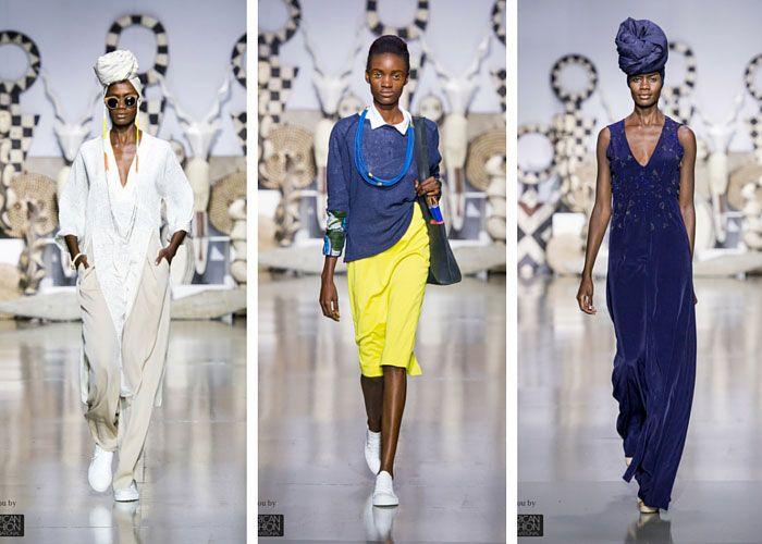Mille Collines Joburg Fashion Week 2016