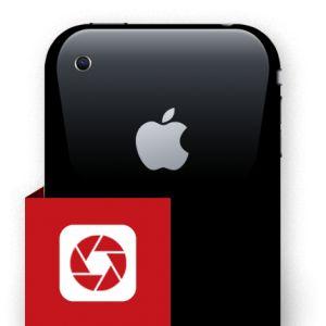 Επισκευή φακού iPhone 3G