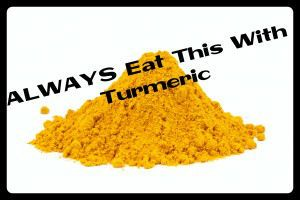 Eat this Always with Turmeric, black pepper boosts the benefits of Turmeric