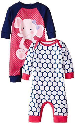 Gerber Baby-Girls Newborn Elephant 2 Pack Coverall, Elephant, 3-6 Months Gerber http://www.amazon.com/dp/B00W70P01U/ref=cm_sw_r_pi_dp_hW9Zvb0JCHHGE