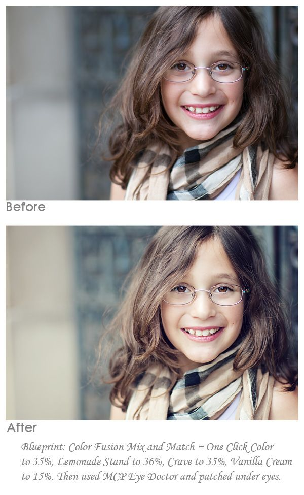 Photoshop Actions to Create a Soft, Creamy Burberry Neutral Look