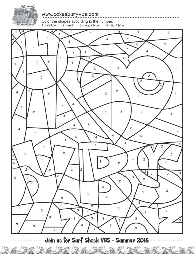 Crafts Vbs Deep Beach Coloring Sheets Forward Fish Sketch