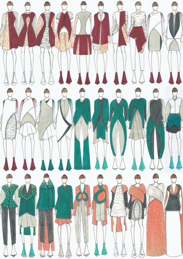 Diary Of Style: Como crear una colección de moda...