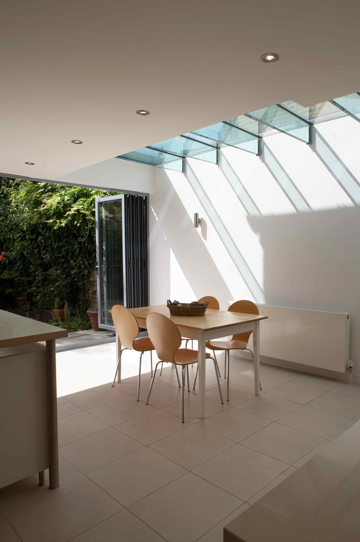 #Skylight | Private House | London SW11 | Giles Pike Architects