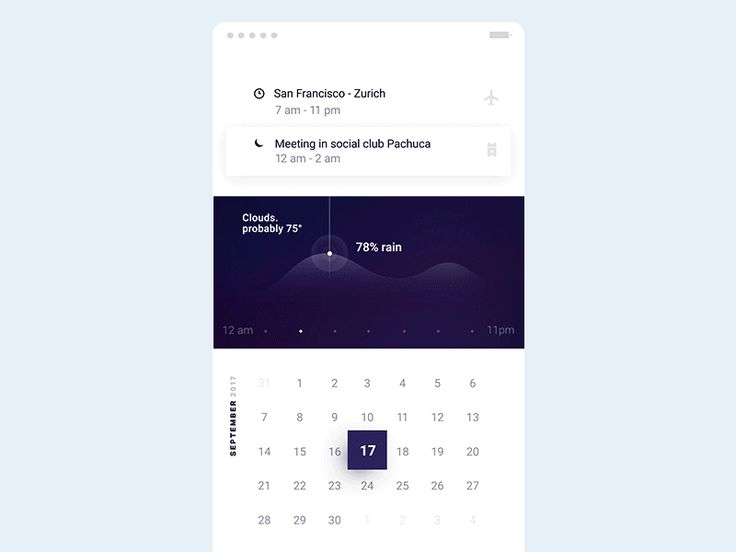 UI Interactions of the week #81 – Muzli -Design Inspiration