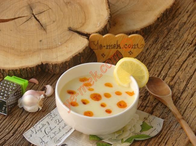 Yalancı Kelle Paça Çorbası Resimli Tarifi - Yemek Tarifleri