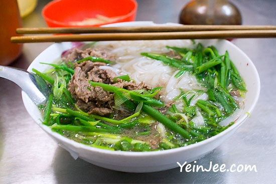 pho- a traditional food of Vietnamese