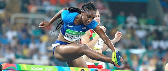 RunnersWeb  Athletics: 11 Rio Gold Medalist Ready For NYRR Millrose Games