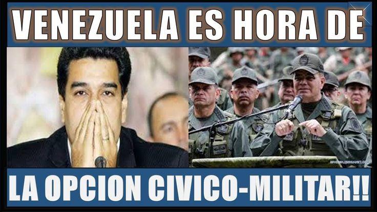 ULTIMAS NOTICIAS VENEZUELA 20 FEBRERO 2018||VENEZUELA ES HORA DE LA OPCIÓN CÍVICO-MILITAR!!