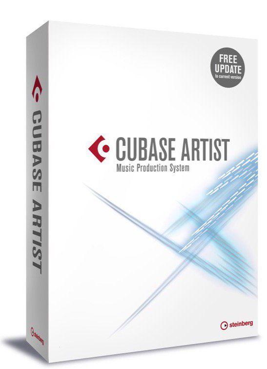 Steinberg CUBASE ARTIST 9 Music Production RECORDING SOFTWARE | eBay