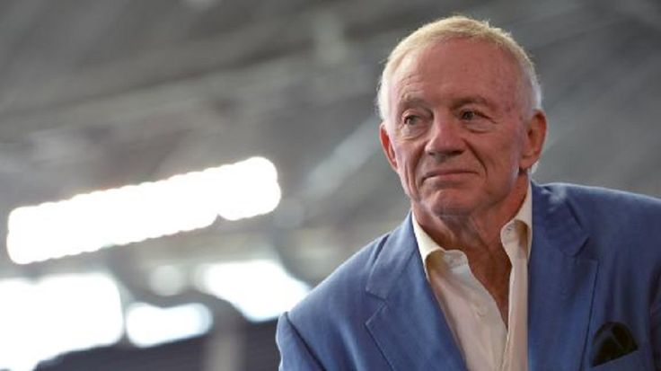 """Dallas Cowboys owner and general manager Jerry Jones said running back Ezekiel Elliott met with NFL officials in New York """"within the last month,"""" as the investigation into an alleged domestic violence incident comes to a close...."""