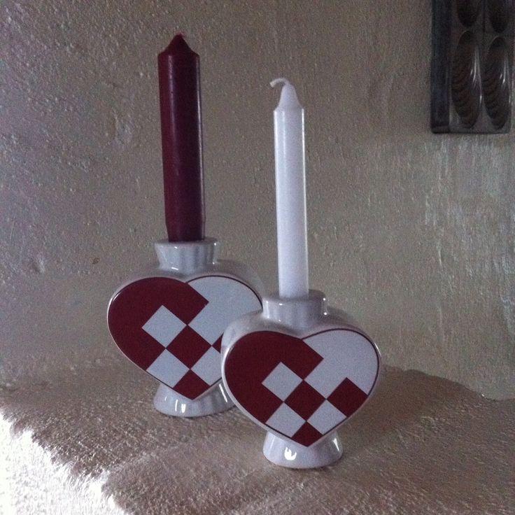 Hjertestager - købes hos: www.holmslandshomeshop.dk