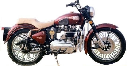 Ride Royal Enfield Bikes; Feel the Power
