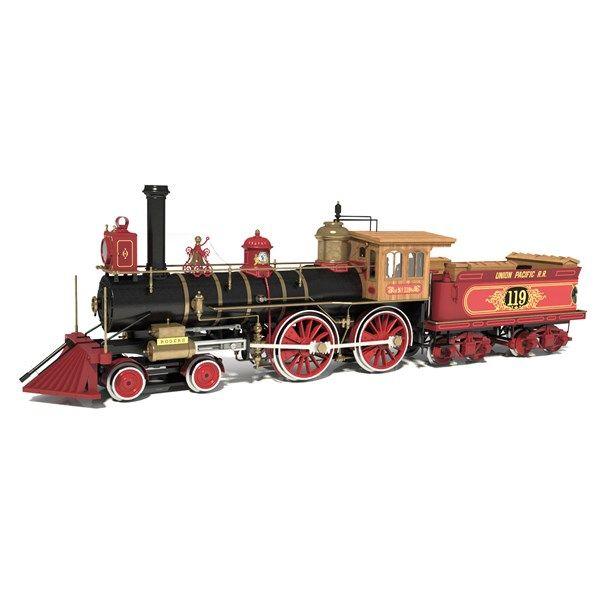 Balsa Wood Train Kits   Wooden Thing