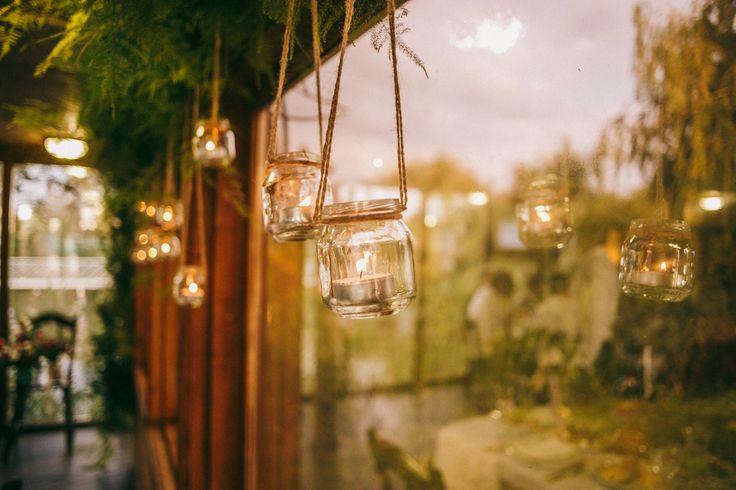 Декор - для лесной свадьбы