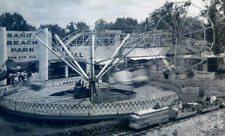 Indian Lake Ohio Amusement Park | Indian Lake Boat Company ~ Classic Wood Dart Boats Started in Lima ...