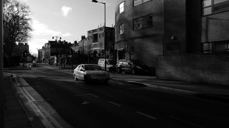 Albion Road/Newington Green BW