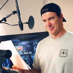 Patrick Warburton.  He is so awesome. He is the cherry on top of Soarin over California