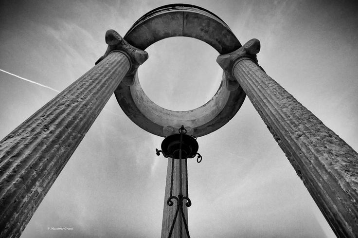 SELECTION OF THE DAY by @ExpoFineArt > Lo Stargate >  Recanati (ME) - 2014 >  Photo © Massimo Grassi > #Expo #FineArt #Photography > #Street