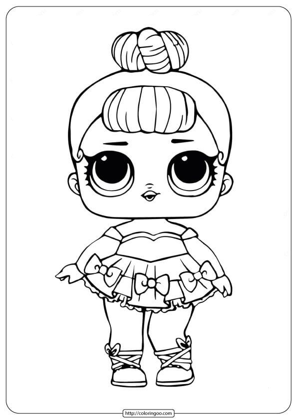 Doll Miss Baby Glitter Coloring Pages #baby #glitter #miss ...