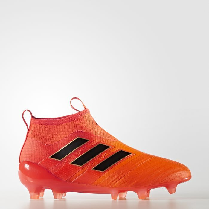 adidas ACE 17+ Purecontrol Firm Ground Cleats - Kids Soccer Cleats