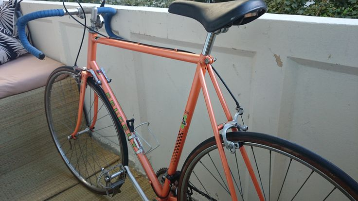 Retro Racefiets Peugeot PH10 1980