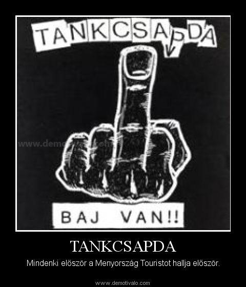 tankcsapda felirat - Google keresés