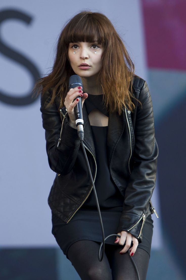 Lauren Mayberry (Chvrches) – V Festival day two at Weston Park in Shropshire 22.08.15