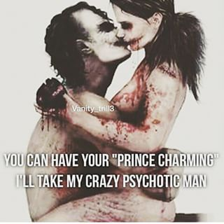 Harley Quinn And Joker Quotes.