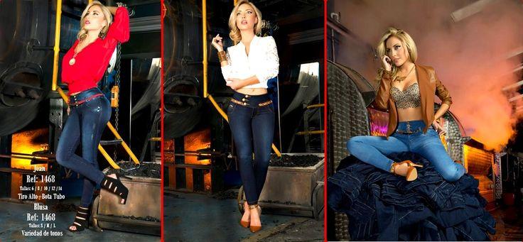 141156 - Jeans & Blusas / VENTAS DE CATALOGO