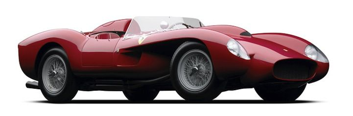 1958 Ferrari 250 Testa Rossa - Ralph Lauren Car Collection