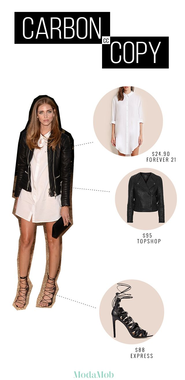 Get Blonde's Salad's Look For Less  #Chiaraferragni #Blondesalad #Lookforless