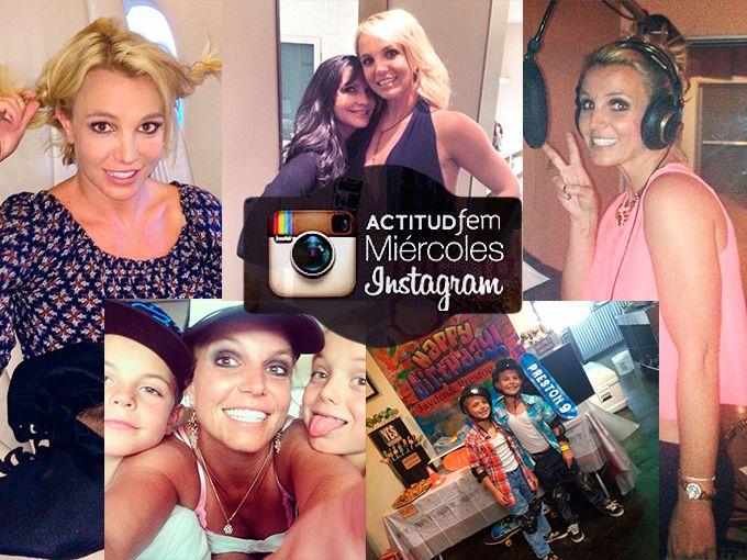 Instagram de Britney Spears [FOTOS]