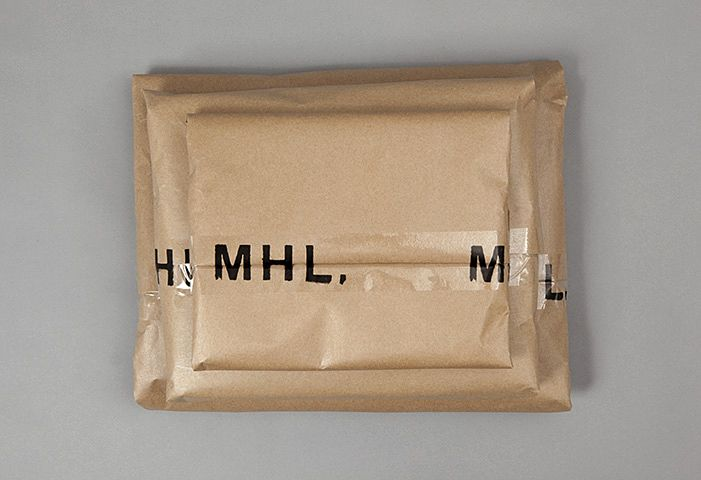 packaging / custom printed clear packing tape [ studio small ]