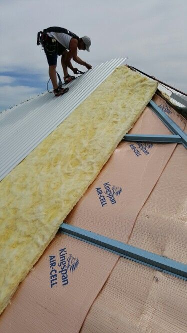 Zinc corrugated roof replacement by Click4Trades