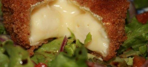 Camembert pané - Recettes Cookeo