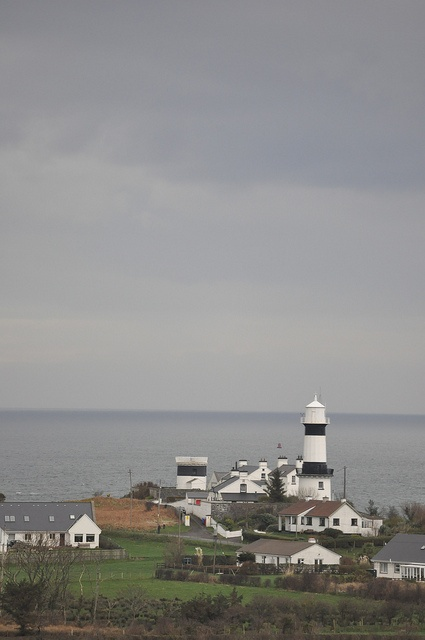 Shrove Lighthouse, Inishowen Peninsula, Co. Donegal, Ireland by Fergal of Claddagh, via Flickr